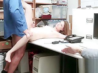Big load of dick drilling tiny cunt